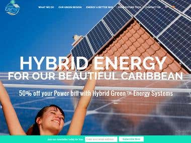 Puerto Rico Power Energy Website