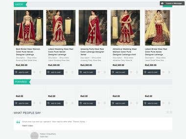 Styliaa - E-commerce Website