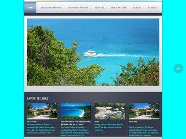 Develope website on Drupal