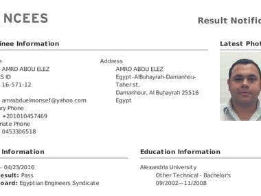 Fe civil certification
