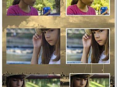 Portraits improvement