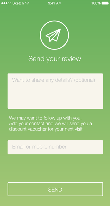 Shimb Business Review & Rating ANdroid Application
