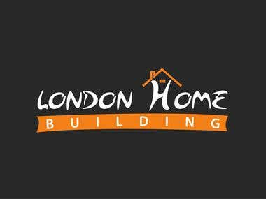 London Home Building logo