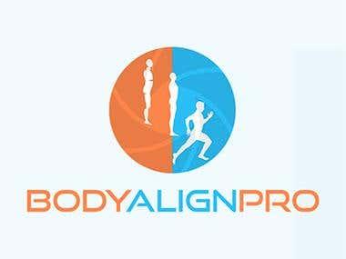 Body Align Health Mobile App Logo