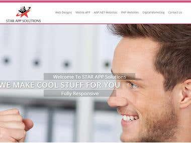 Information Technologies Company Website