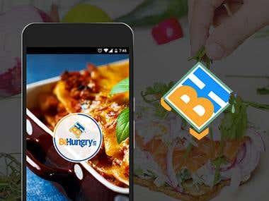 BeHungry – Food Order & Deals Mobile App