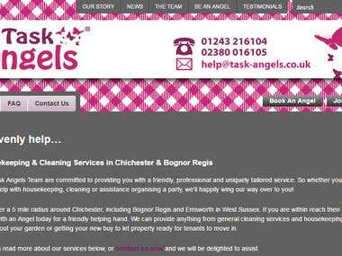 Local SEO for http://www.task-angels.co.uk/