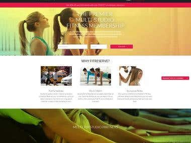 Wordpress/Fitness Development