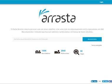 Job vacancy and recruitment - http://www.arrasta.com.br/Home
