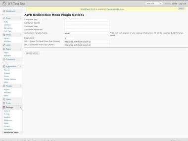Aweber Advance Integration Plugin for Wordpress