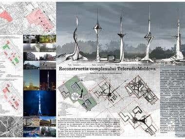 Architectural boards