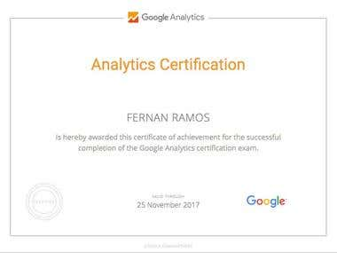 Certified Analytics Professional 2016