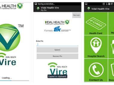 Vidal Health TPA Vire