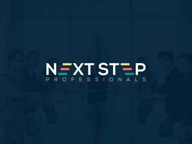 Logo Design for Next Step Professionals