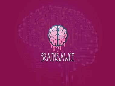 Logo Design for Brainsawce