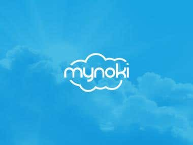 Logo Design for mynoki