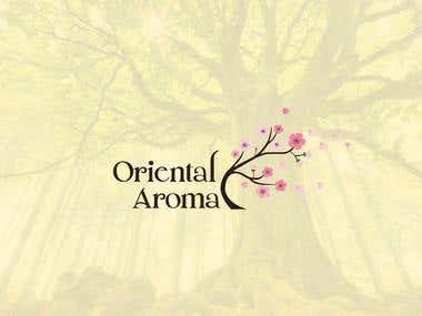 Logo Design for Oriental Aroma