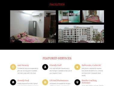 Vatsalya Hostel- Room Finder Website in Kota