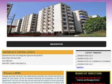 Haryana Police Housing Corporation