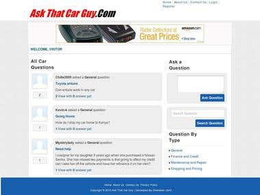 Car Blogger