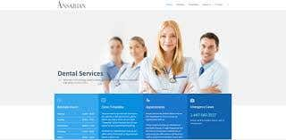 dental profession website