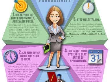 Mompreneurs Infographic.