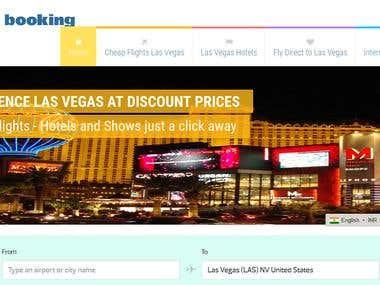 flycheaplasvegas Cheap Airticket website