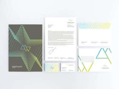Corporate Identity Meshwork Consult