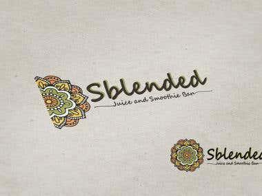 Sblended logo