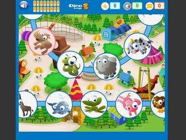 DinoLingo Games