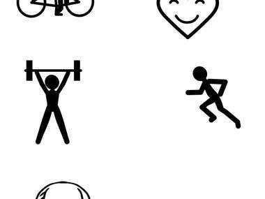 Iconos SVG