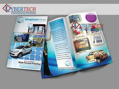 Brochure and Flyer Designing by Our Professional Designers
