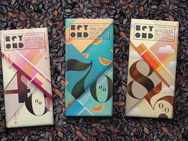 BEYOND Chocolate Packaging