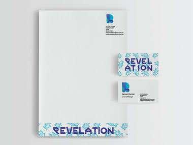 REVELATION Branding