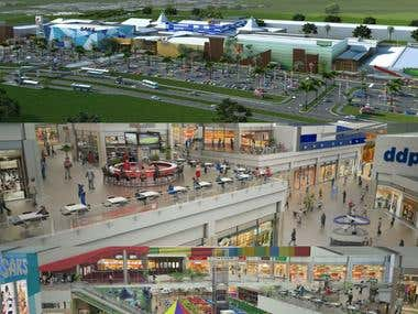 Malls & Shopping Center