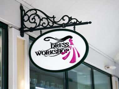 Dress Workshop Boutique Logo