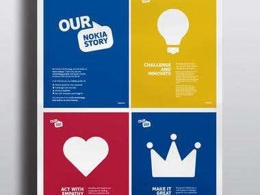 Nokia Print Designs
