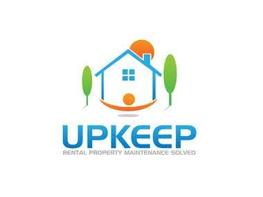 Logo for UPKEEP