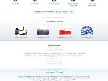 Wordpress | Responsive