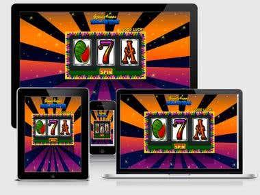 Sloto - Web Game