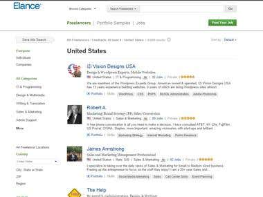 Top rated WordPress company in the USA