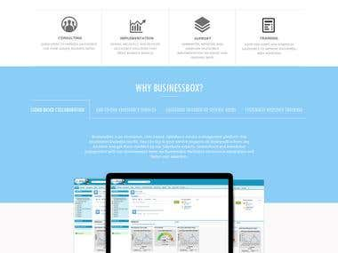 Deisgn Proposal for Software Firm