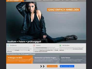 PR, Web Design