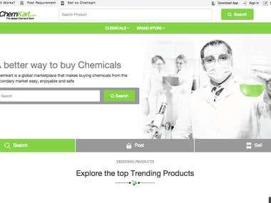 Chemkart- The Chemical Marketplace