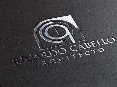 Logo para RC (Arquitecto)