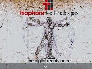 Triophore Web Page