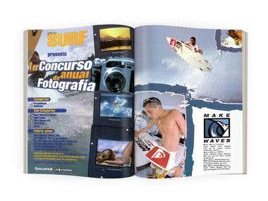 Magazine Adds