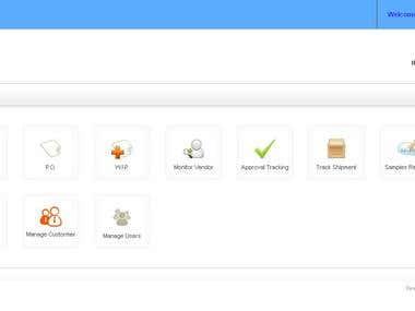 Online Vender Management and Order Tracking System