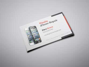 Clean, Creative & Professional Business Card Design