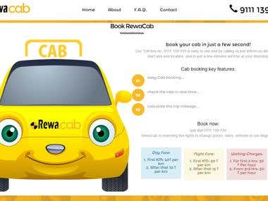 Cab management and booking
